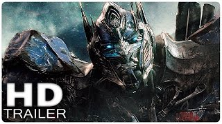 TRANSFORMERS 5 Trailer | The Last Knight 2017
