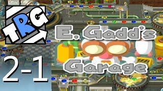 Mario Party 6 – E. Gadd's Garage Rematch [Part 1]