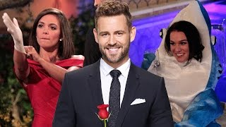 7 WTF Moments From The Bachelor Season 21 Premiere