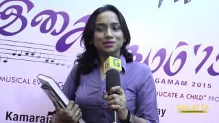 Singer Kalpana takes pride of young generation