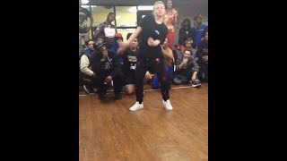 Chris Brown Just Posted Her, She Is An Amazing Dancer!