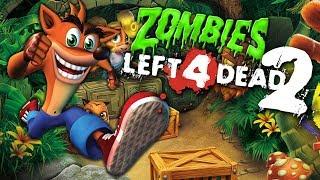 Crash Bandicoot Zombies (L4D2 Zombies Mod)