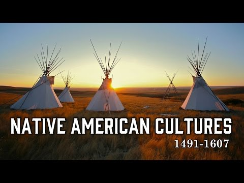 watch Native American Cultures (1491-1607) - (APUSH Period 1 / APUSH Chapter 1)