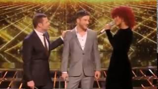 Matt Cardle sings 'Unfaithful' with Rihanna - The X Factor Live Final - (Full Version)