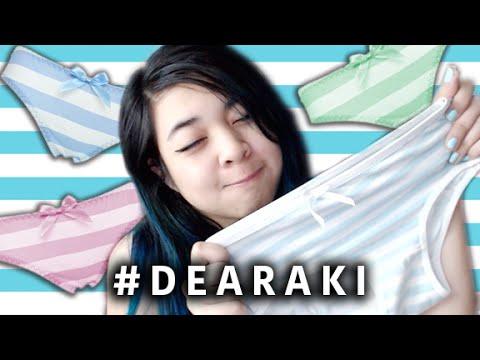 DO I BELIEVE IN PANTIES I DearAki