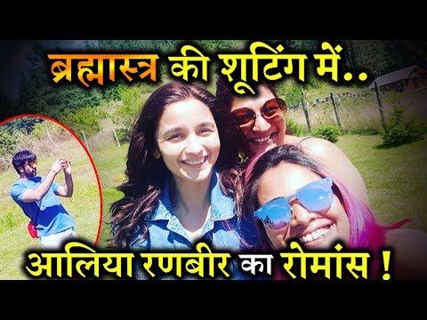 Xxx Mp4 Lovebirds Alia Bhatt And Ranbir Kapoor Having Blast At Bulgaria During Bramhastra Shooting 3gp Sex