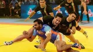 India vs Iran, Kabaddi World Cup 2016 Final: India won the title by 38-29