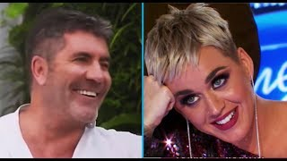 Simon Cowell REACTS To Katy Perry 'American Idol' Judging: