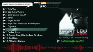 Cashflow - Ademoğlu Ses Ver (Official Audio)
