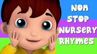 Non Stop English Nursery Rhymes Playlist For Kids Rhymes Compilation Kids Tv Jr.Squad S01EP24