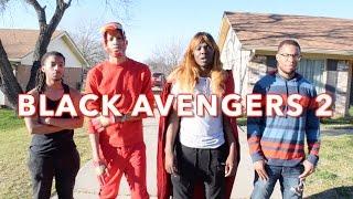 The Black Avengers 2