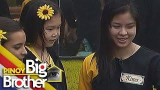 Pinoy Big Brother Season 7 Day 74: Aimi, nakipag-bonding sa mga Teen Housemates