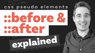 Before and After pseudo elements explained - part one: how they work