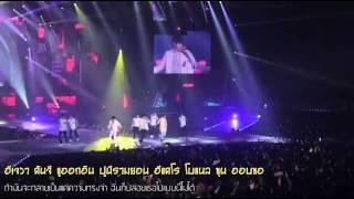 [Karaoke - Thaisub] Infinite F - Heartbeat