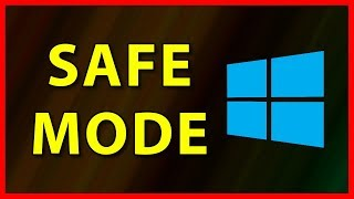 How to Boot into Safe Mode in Windows 10 - Tutorial (2019)