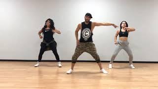 Mega Mix 61  Higher  Dancehall Coreografia Zumba Sanzonetti