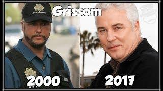 CSI: Las Vegas Antes y Despues 2017