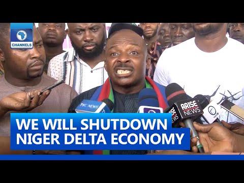 NDDC Board Ijaw Youths Threaten To Shut Down Niger Delta Economy