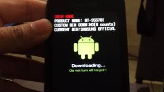 Cara Reset Password & Install Ulang Android Samsung
