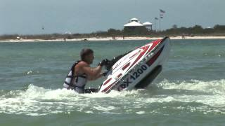 Xscream KDX 1200 in Gulf of Mexico