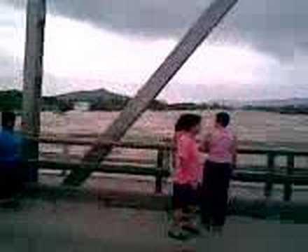Inundacion en poza rica