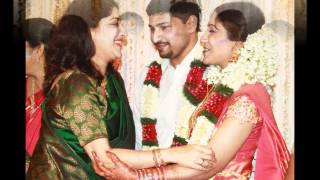 swetha mohan wedding