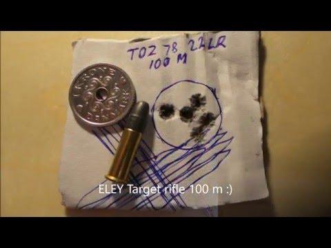 TOZ 78 15 22 LR rimfire Super accurate