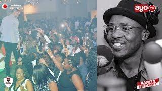 Kwa wale wanaosema Alikiba hapost show za tour zake ikufikie hii
