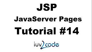 JSP Tutorial #14 - Call Java class from JSP
