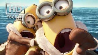 Minions - Despicable Me 3   official trailer (2015) Sandra Bullock Steve Carell