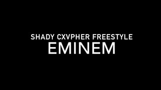 Eminem- Freestyle Lyrics (Shady CXVPHER)