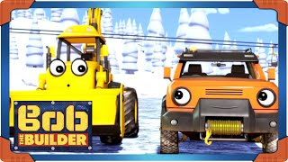 Bob the Builder | Snow Fall! 🎄 Christmas Time | New Episodes HD | 1 Hour Best Bits 🎁 Kids Cartoon