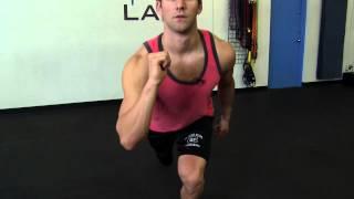 How to Do Skater Squats