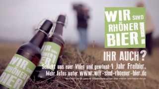 Die Bier-Omas - Ein Spot zur Kampagne von WIR SIND RHÖNER BIER!