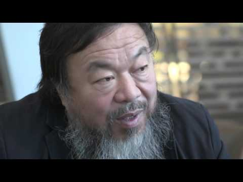 Xxx Mp4 Ai Weiwei Chinese Artist Talking About His Tree Work Unravel Travel TV 3gp Sex