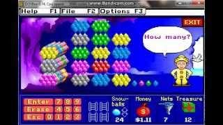 Treasure Math Storm Gameplay - THROWBACK