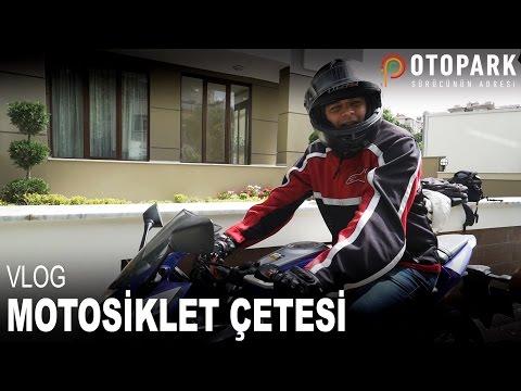 OTOPARK.com Motosiklet Çetesi!