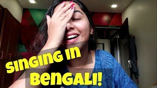 Singing In Bengali! | #SawaalSaturday | MostlySane