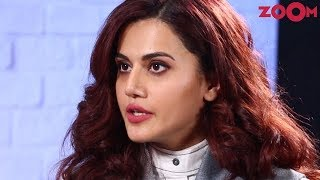 Exclusive: Taapsee Pannu shares how she unleashes her inner Goddess! Bollywood News