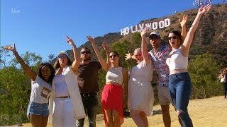 The X Factor UK 2016 Judges' Houses The Overs Head To Los Angeles Full Clip S13E12