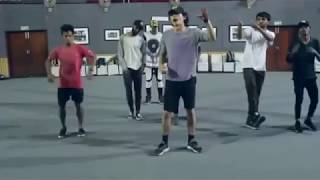 Ian Eastwood | Choreography- Break Beats | Rahul Thapa (RED T-shirt)