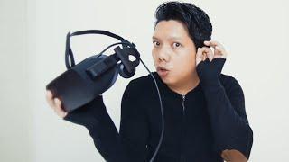 OCULUS RiFT CV1 UNBOXiNG   Indonesia