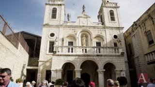 Holy Land 2017 | Day Two: Nazareth & Cana