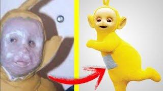 este video arruinará tu infancia *no ver si no estás seguro*