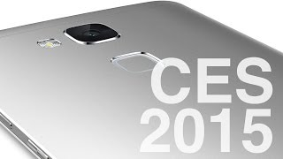 Touch ID Gets REKT! Huawei Ascend Mate 7 at CES 2015