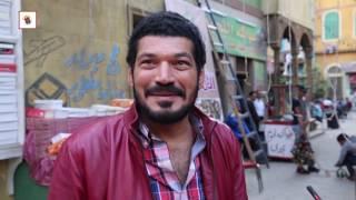 """باسم سمرة: استمتعت بقيادة المقطورة في """"الدولي""""..  وسأشاهد كرارة والسقا برمضان"""