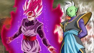 SOMETHING SOMETHING SOMETHING LRs! LR Goku Black & Zamasu Summons | Dragon Ball Z Dokkan Battle