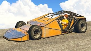 NEW $3,192,000 VEHICLE RAMP CAR! (GTA 5 DLC Import & Export)