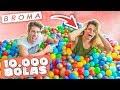 Download Video Download LLENAMOS SU HABITACION CON +10.000 BOLAS (BROMA EXTREMA) 3GP MP4 FLV