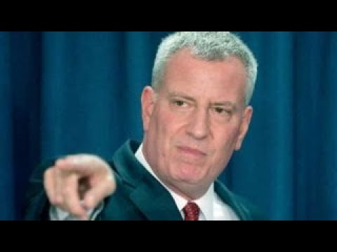 De Blasio Bully mayor who needs naps and will be reelected